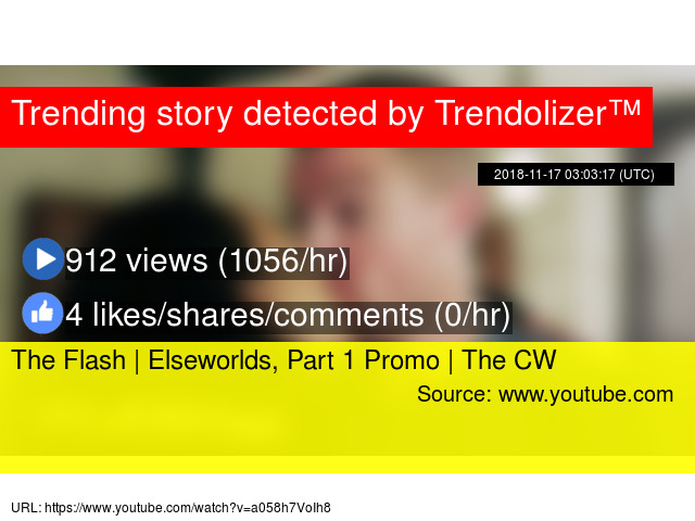 The Flash | Elseworlds, Part 1 Promo | The CW