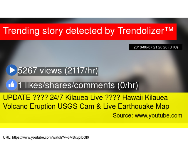 Update 24 7 Kilauea Live Hawaii Kilauea Volcano Eruption